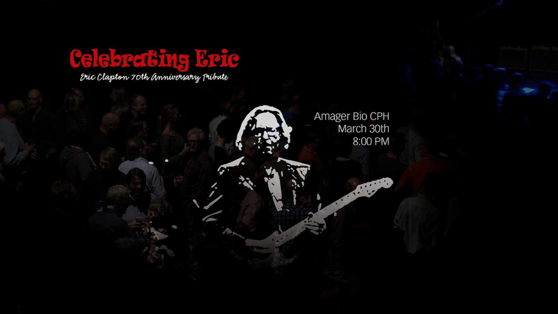 Eric Clapton Tribute Ama'r Bio, Pretending