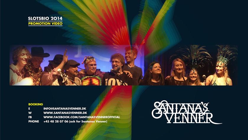 santanas venner live 2014