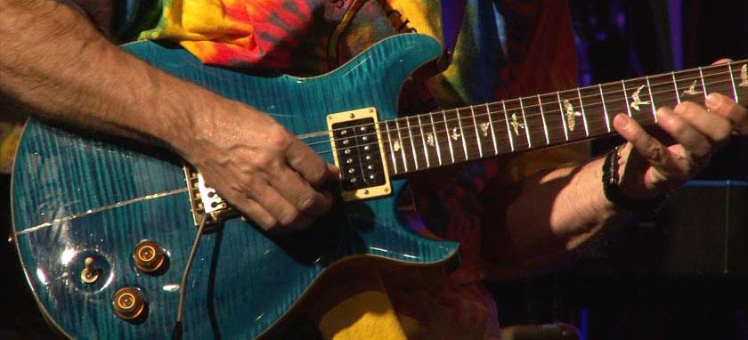 Santanas Venner Live